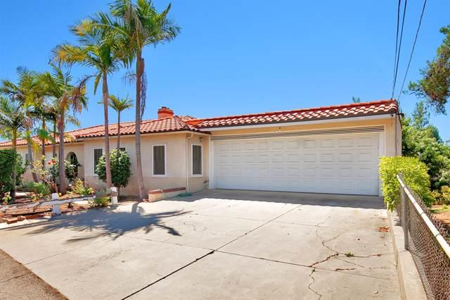 10841 Fuerte Dr, La Mesa, CA 91941 (#190050531) :: Neuman & Neuman Real Estate Inc.