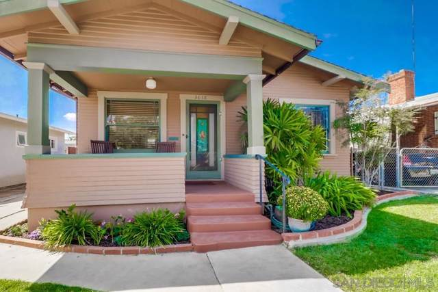 3618 36Th St, San Diego, CA 92104 (#190050661) :: The Yarbrough Group