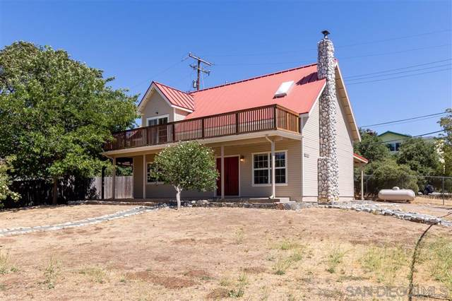 2819 Lakeview Dr, Julian, CA 92036 (#190050687) :: Neuman & Neuman Real Estate Inc.