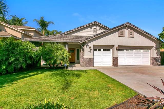 8506 Rhone Rd, Santee, CA 92071 (#190050705) :: Allison James Estates and Homes