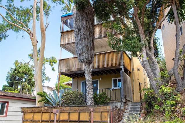 5123-25 Savannah St., San Diego, CA 92110 (#190050706) :: Cane Real Estate