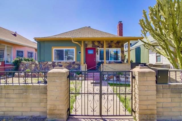 2415 Island Ave, San Diego, CA 92102 (#190050714) :: Cane Real Estate