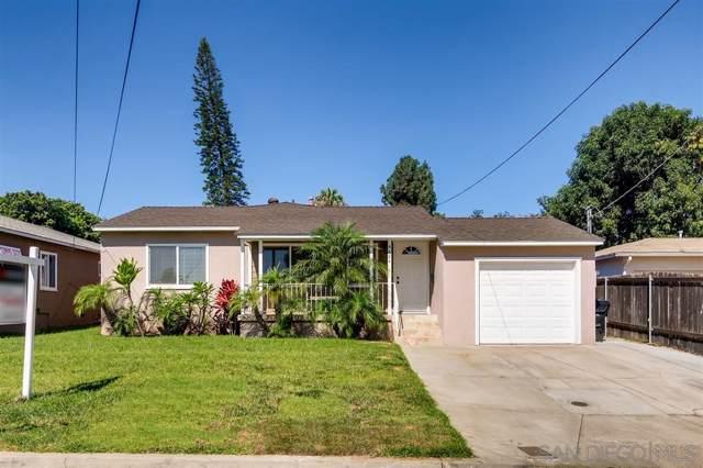 4624 Virginia Ave, San Diego, CA 92115 (#190050716) :: Neuman & Neuman Real Estate Inc.