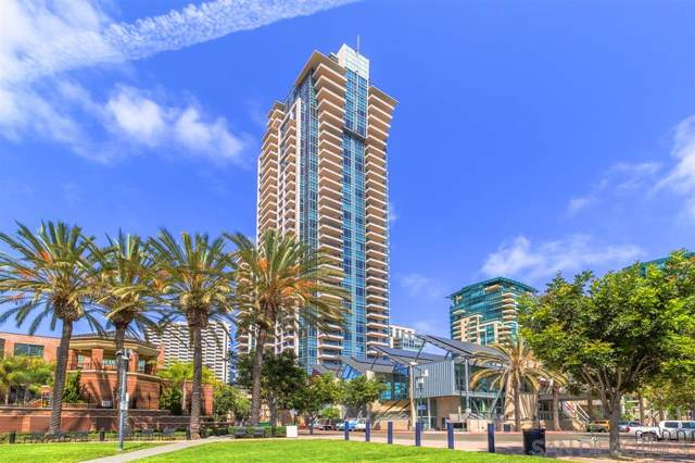 550 Front St #1108, San Diego, CA 92101 (#190050717) :: Ascent Real Estate, Inc.