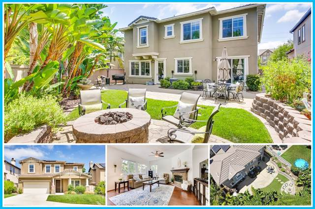 654 Liquid Amber Way, San Marcos, CA 92078 (#190050745) :: Allison James Estates and Homes