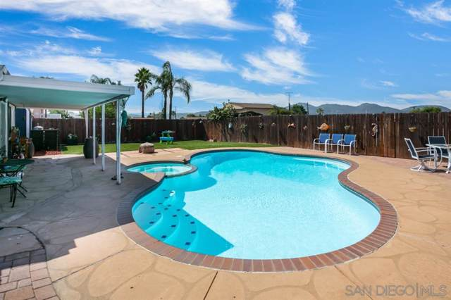 9574 Carlton Hills Blvd, Santee, CA 92071 (#190050746) :: Whissel Realty