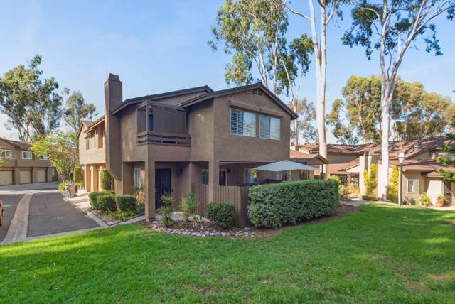 7373 Mission Trails Dr #120, Santee, CA 92071 (#190050763) :: Whissel Realty