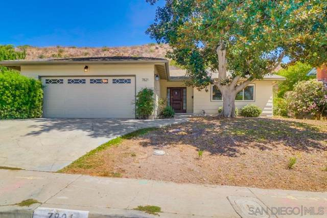 7821 Golfcrest Drive, San Diego, CA 92119 (#190050779) :: Whissel Realty