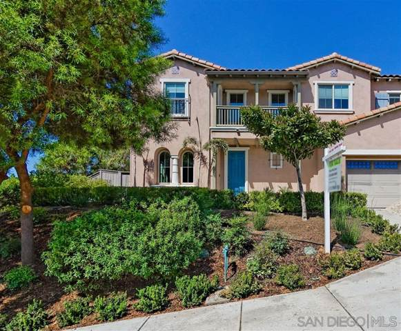 839 Red Blush Rd, Escondido, CA 92027 (#190050789) :: Whissel Realty