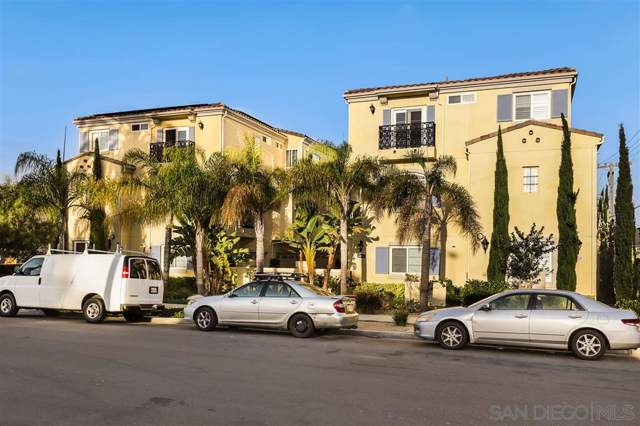 4329 Idaho St #103, San Diego, CA 92104 (#190050832) :: The Yarbrough Group