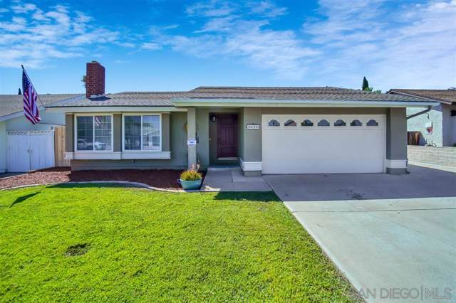 10228 Carreta Dr, Santee, CA 92071 (#190050881) :: Allison James Estates and Homes