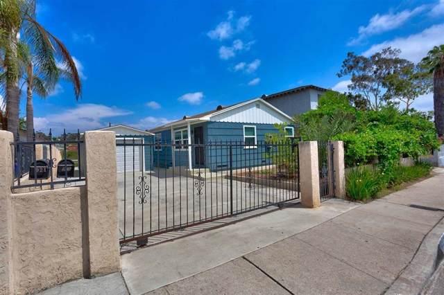 919-21 Euclid Ave, San Diego, CA 92114 (#190050897) :: Allison James Estates and Homes