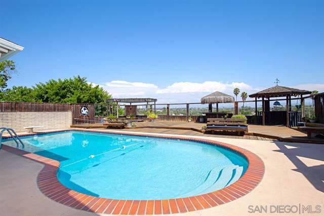 6145 Kimberly Dr, La Mesa, CA 91942 (#190050909) :: Neuman & Neuman Real Estate Inc.