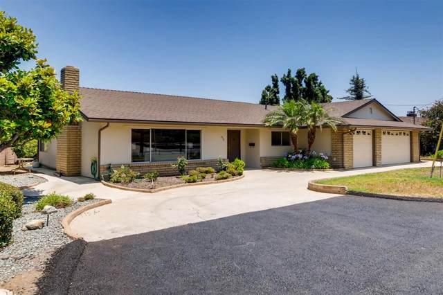 479 Tyrone St., El Cajon, CA 92020 (#190050920) :: Neuman & Neuman Real Estate Inc.