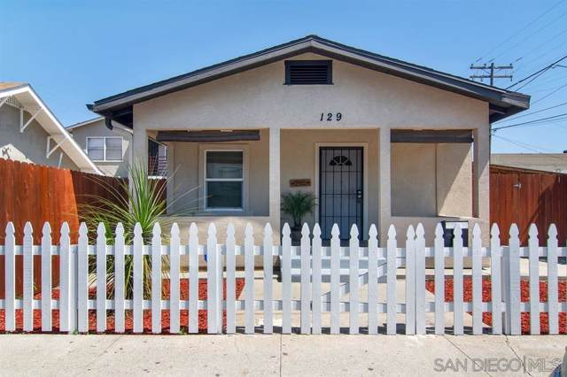129 30Th St, San Diego, CA 92102 (#190050924) :: Cane Real Estate