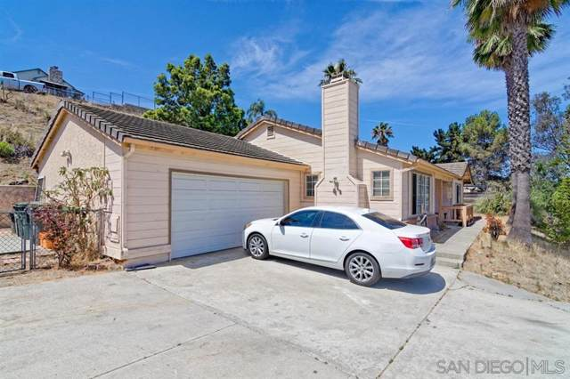 1525 Phillips St, Vista, CA 92083 (#190051014) :: Allison James Estates and Homes