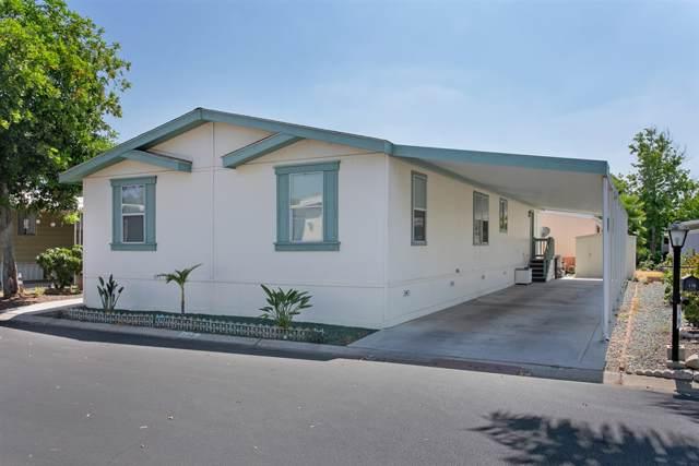 2700 E Valley Pkwy Spc 178, Escondido, CA 92027 (#190051027) :: Whissel Realty