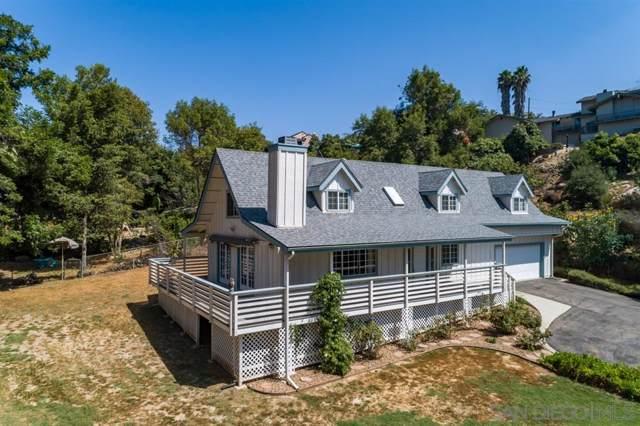 1332 Monument Hill Rd, El Cajon, CA 92020 (#190051071) :: Neuman & Neuman Real Estate Inc.