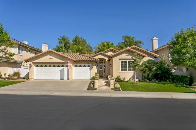 2262 Orchard View Lane, Escondido, CA 92027 (#190051083) :: Whissel Realty