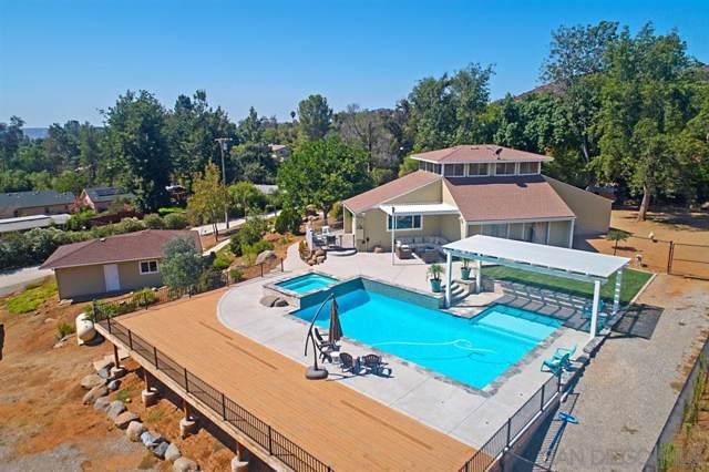 11421 Pinehurst Drive, Lakeside, CA 92040 (#190051120) :: Neuman & Neuman Real Estate Inc.