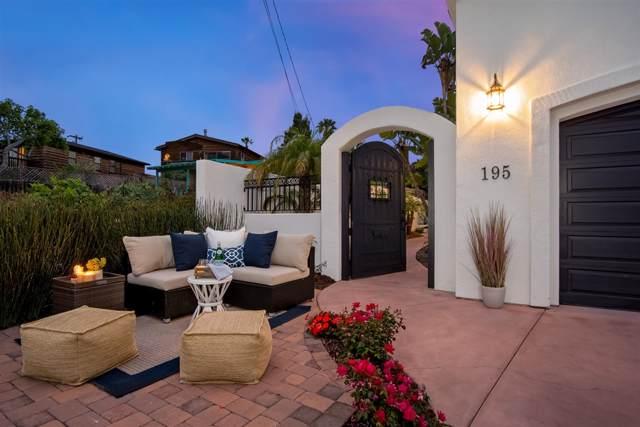 195 La Mesa Avenue, Encinitas, CA 92024 (#190051128) :: Whissel Realty