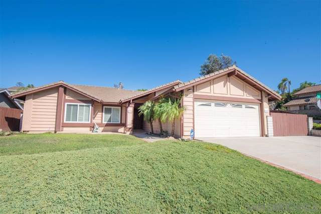2073 Wind River Rd, El Cajon, CA 92019 (#190051156) :: Neuman & Neuman Real Estate Inc.