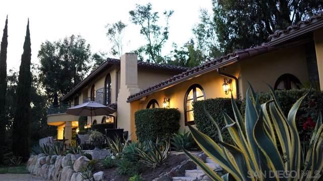 6511 Poco Lago, Rancho Santa Fe, CA 92067 (#190051188) :: Allison James Estates and Homes