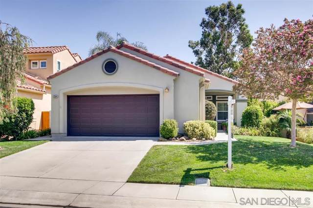 2354 Fallbrook Pl, Escondido, CA 92027 (#190051206) :: Whissel Realty