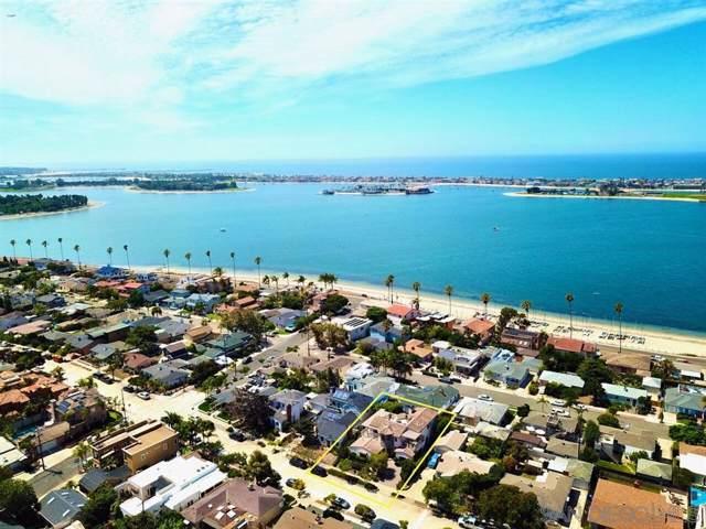 3622 Bayonne Dr, San Diego, CA 92109 (#190051207) :: Keller Williams - Triolo Realty Group