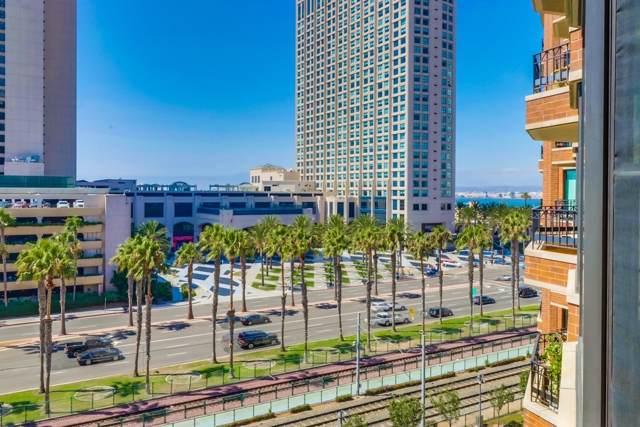 500 W Harbor Drive #708, San Diego, CA 92101 (#190051223) :: Pugh-Thompson & Associates