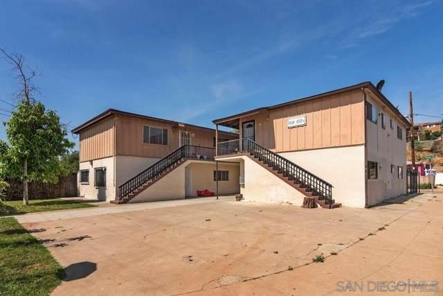 130 1/2 S 33rd Street, San Diego, CA 92113 (#190051295) :: Neuman & Neuman Real Estate Inc.