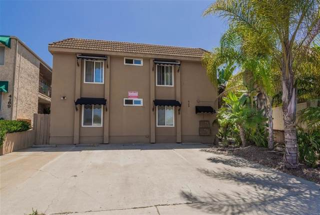 4165 Alabama #3, San Diego, CA 92104 (#190051309) :: Neuman & Neuman Real Estate Inc.