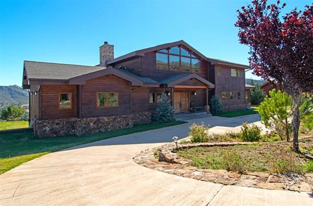 15904 Cuyamaca Forest Rd., Julian, CA 92036 (#190051343) :: Neuman & Neuman Real Estate Inc.