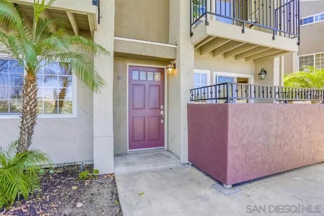 10248 Maya Linda Rd #40, San Diego, CA 92126 (#190051492) :: Compass
