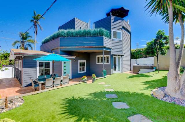 4550 Saratoga, San Diego, CA 92107 (#190051494) :: Neuman & Neuman Real Estate Inc.