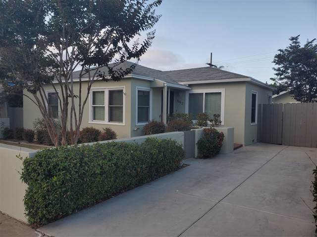 4612 Voltaire, San Diego, CA 92107 (#190051520) :: The Yarbrough Group