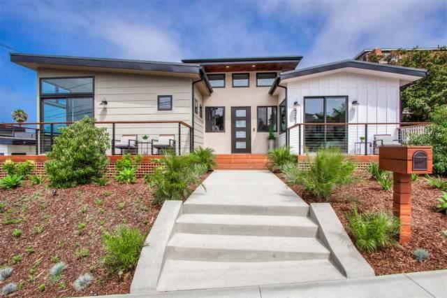 4382 Piedmont Dr, San Diego, CA 92107 (#190051532) :: Neuman & Neuman Real Estate Inc.
