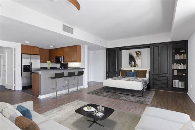 875 G St #301, San Diego, CA 92101 (#190051551) :: The Marelly Group | Compass