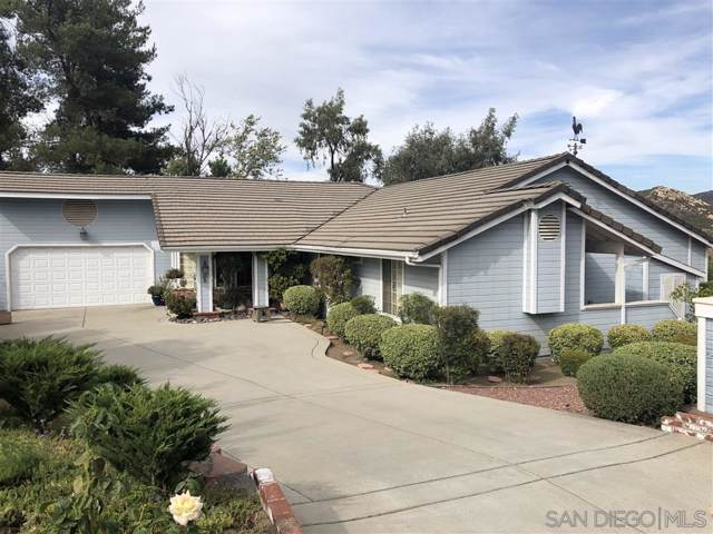 23810 Barona Mesa Rd, Ramona, CA 92065 (#190051553) :: Neuman & Neuman Real Estate Inc.