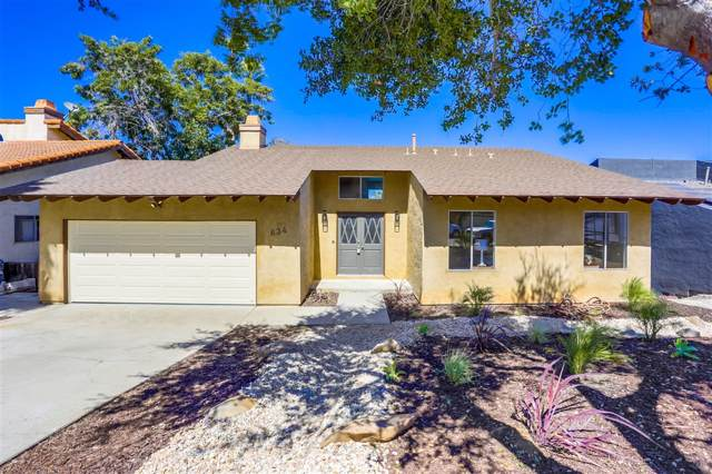 634 Schafer Pl, Escondido, CA 92025 (#190051606) :: Keller Williams - Triolo Realty Group