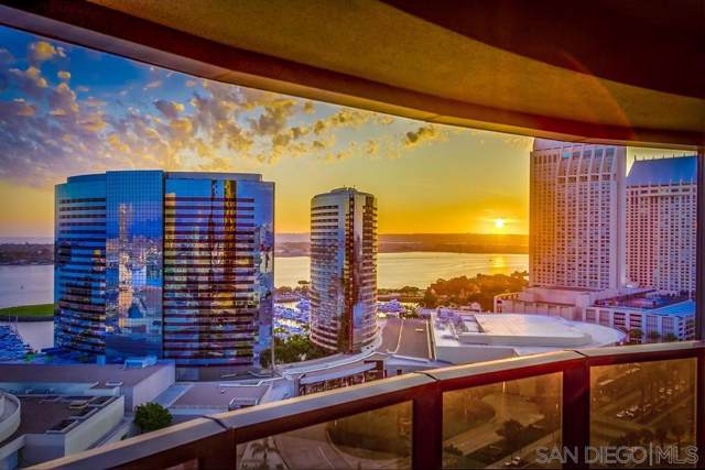 100 Harbor Drive #2205, San Diego, CA 92101 (#190051625) :: Neuman & Neuman Real Estate Inc.