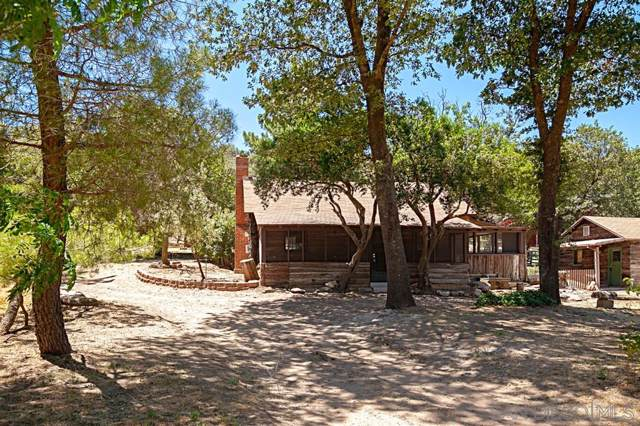 735 Kentwood Rd, Julian, CA 92036 (#190051652) :: Neuman & Neuman Real Estate Inc.
