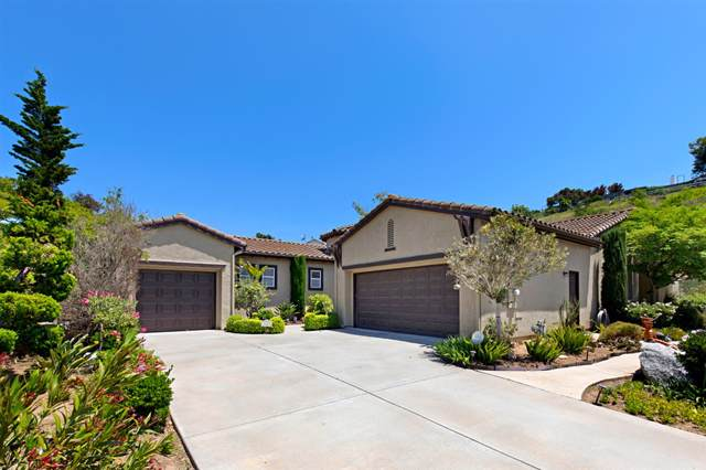 1249 Shadowcrest Ln, Fallbrook, CA 92028 (#190051717) :: The Marelly Group | Compass