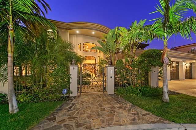 704 Muirlands Vista Way, La Jolla, CA 92037 (#190051740) :: Keller Williams - Triolo Realty Group