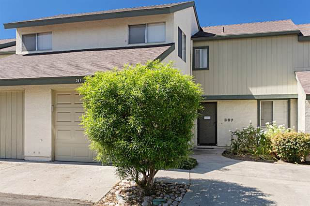 387 Roundtree Gln, Escondido, CA 92026 (#190051750) :: Whissel Realty