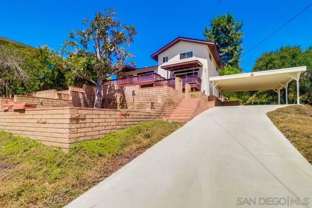 9378 Alto Dr, La Mesa, CA 91941 (#190051755) :: Neuman & Neuman Real Estate Inc.