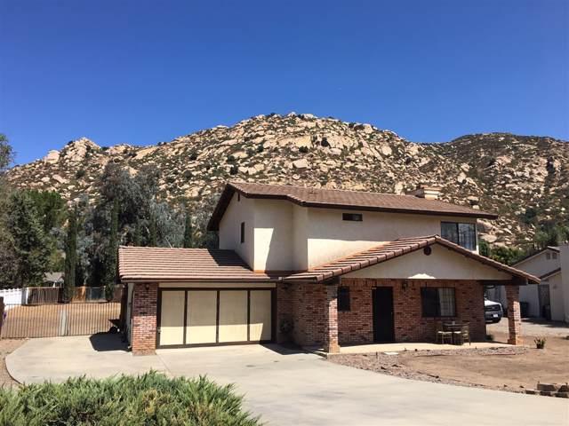 25202 Poderio Drive, Ramona, CA 92065 (#190051780) :: Neuman & Neuman Real Estate Inc.