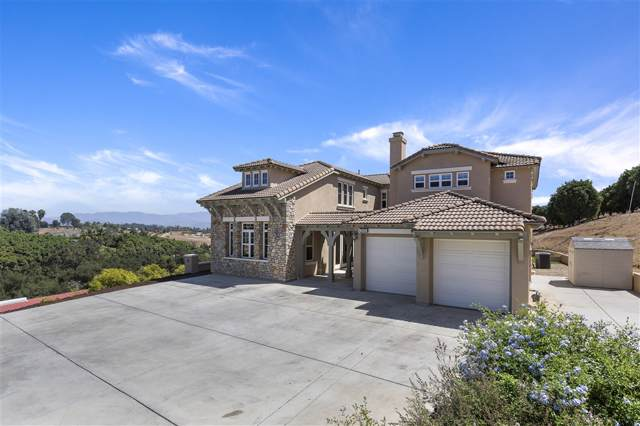 5006 Hill Ranch Dr, Fallbrook, CA 92028 (#190051811) :: The Marelly Group | Compass