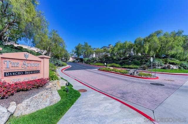 17161 Alva Rd #2823, San Diego, CA 92127 (#190051817) :: Allison James Estates and Homes