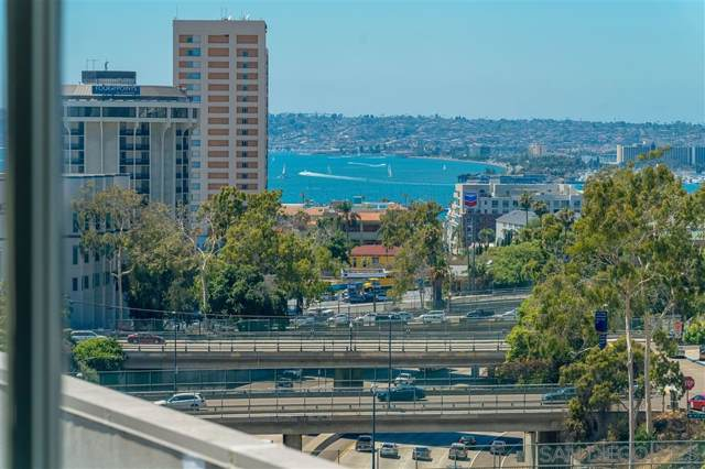 1642 7Th Ave #519, San Diego, CA 92101 (#190051835) :: Neuman & Neuman Real Estate Inc.